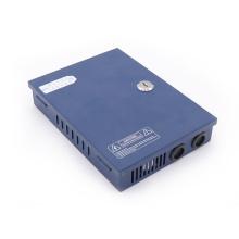 caixa de distribuição da fonte de alimentação da câmera do cctv