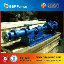 Pompe à vis unique à forte viscosité / pompe à rotor unique / pompe de transfert de fluide
