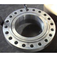 Special Large Size Forged Carbon Steel Flange