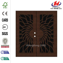 Sunfire Copperclad Left-Hand Surface Mount Aluminum Security Door