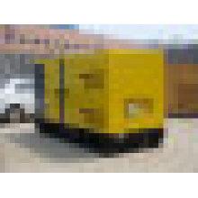 Gerador de poder do motor diesel de 250kVA 50Hz 1500rpm CUMMINS à prova de som