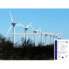 Prix Chine wind turbine 100kw