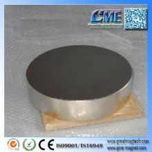 Magnetic Disc Magnet Round Large Industrial Magnets