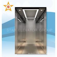 Fabricant d'ascenseurs à passagers économes en énergie et économes en énergie