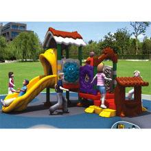 Aire de jeux en plein air, parc de loisirs Type et équipement métallique, fibre de verre Matériau équipement pour enfants Qualité assurée