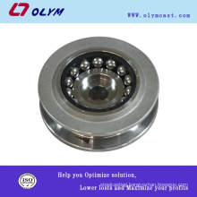 Customized stainless steel investment casting oem bearing