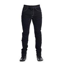 Мужская джинсовая jogger брюки черный хлопок джинсовые брюки