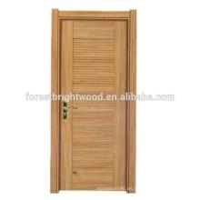 Diseño de puerta de moda terminado por Melamine Panel Stile Door