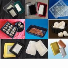 Fabricant directement personnalisé emballage alimentaire Absorbant en plastique boîte à viande plateau