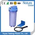 """Boîtier de filtre 10 """"transparent pour système de filtration d'eau"""