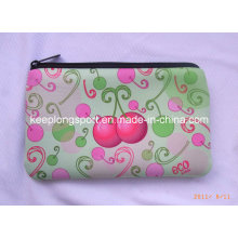 Sublimation Full Color Neoprene Pencil Bag for Students