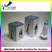 Diseño de moda electrónica de productos de papel pequeña caja de regalo plegable