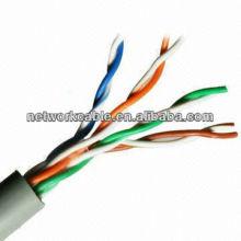 Горячий продавая кабель UTP CAT 5e для сети, быстрые детали 24gw BC медь и изоляция PE