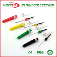 Henso Medical Disposable Blood Test Needle