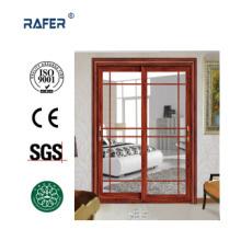 Porte coulissante en aluminium (RA-G124)