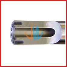 Биметаллический шнек для впрыска и цилиндр для стеклопластика