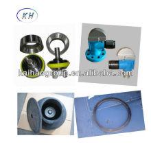 Asientos estándar ISO y válvula para bomba de lodo