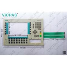 6AV3637-1LL00-0AX1 OP37 membrane keypad / membrane keyboard 6AV3637-1LL00-0AX1 OP37