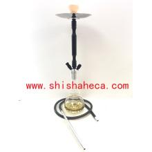 Melhor Qualidade Atacado Alumínio Nargile Cachimbo Shisha Hookah