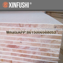18mm plywood 2440*1220 poplar core and melamine paper with wood grain