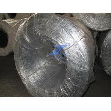 Alambre de hierro galvanizado (electro y galvanizado por inmersión en caliente)