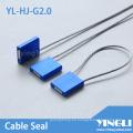 Sello de cable desechable a prueba de manipulaciones con impresión láser