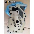 Excavator PC400-7 Cylinder Head 6156-11-1100 Engine Parts