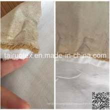 Microfiber Suede with Composited Mesh for Shoes Lining Fabric