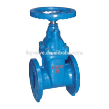 BGZ45X Series soft sealing dark stem type gate valve