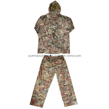 High Quality Military Multicamo Waterproof Suit