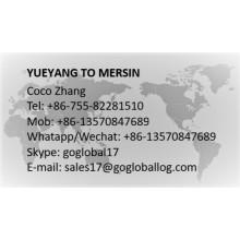 ขนส่งทางเรือหูหนาน Yueyang ไปตุรกี Mersin