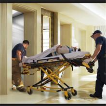 Elevadores de levantamento residenciais do paciente hospitalizado da cama da maca da construção do elevador