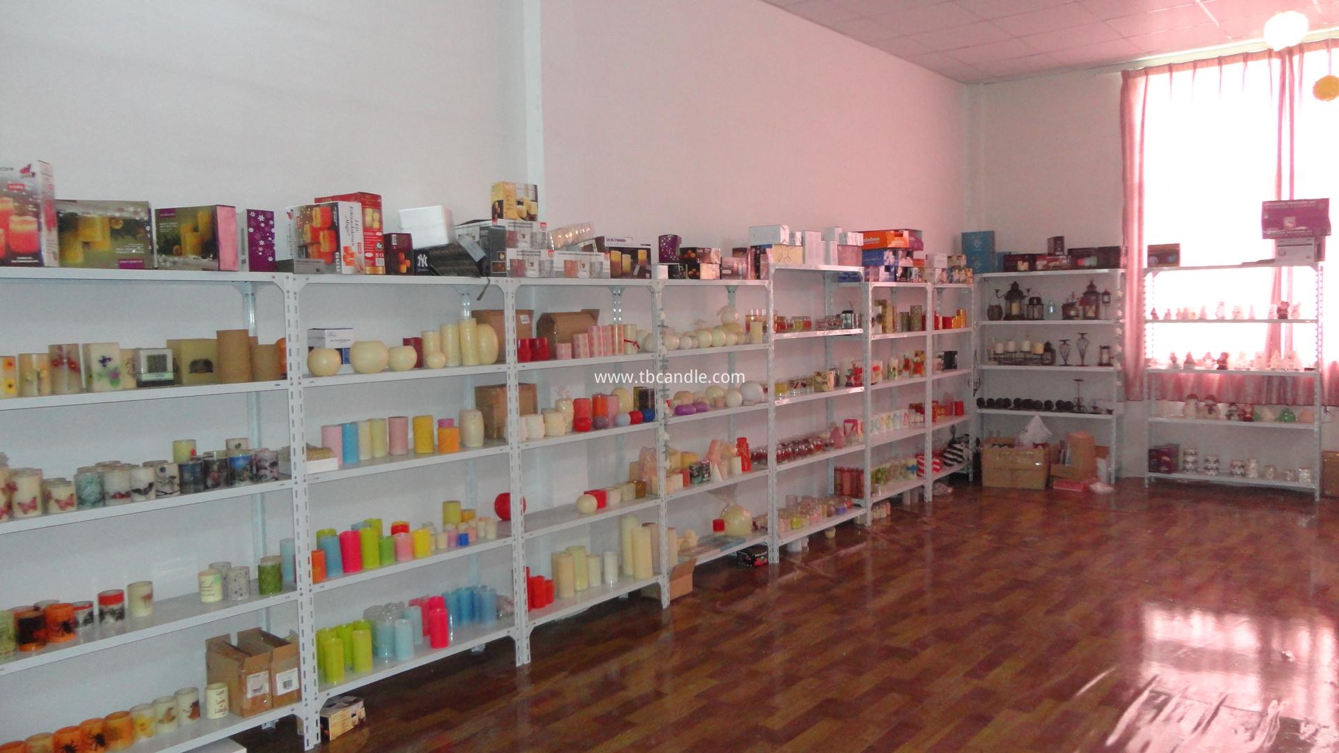 led sample room