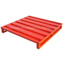 Lager-Lagerung Hochleistungs-Stapel-Stahlpalette