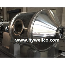 Good Quality for V Type Mixing Machine Single Dimensional Mixer Machine export to Ecuador Importers