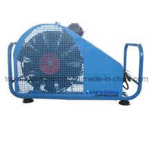 Compresor de alta presión del salto de la escafandra autónoma Compresor de la respiración (Ba-200 4kw)