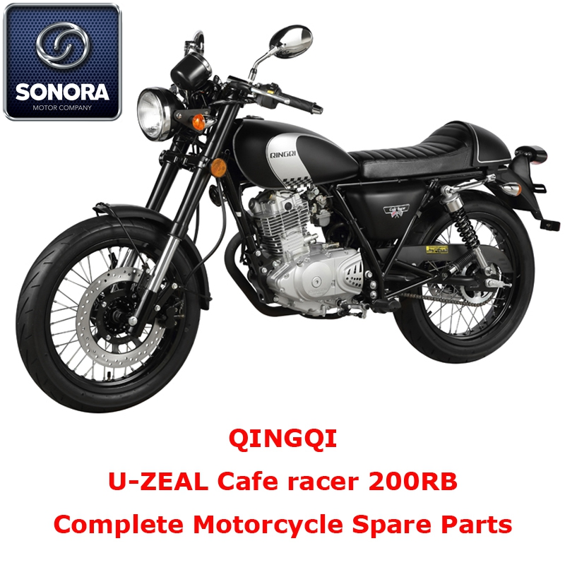 Qingqi U-ZEAL Cafe racer 200RB part
