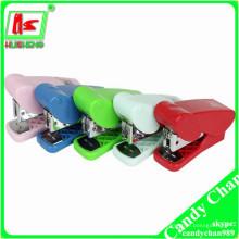 Produtos mais populares, mini grampeador colorido, grampeador de conjunto de presentes