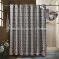 Luxus Duschvorhang mit doppelten Seiten Jacquard-Design