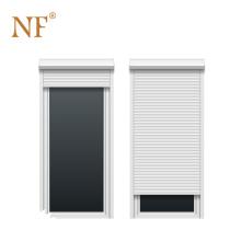 Cheap soundproof insulated aluminum roller shutter window