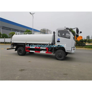 Dongfeng 4x2 Truk Stainless Steel / Transportasi Air