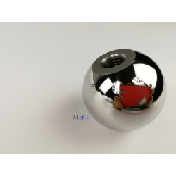 Stainless Steel Polished Industrial Metal Ball Knobs
