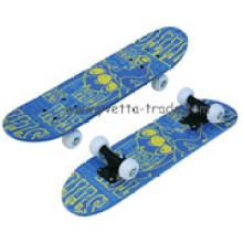 Деревянный скейтборд 17 дюймов (YV-1705)