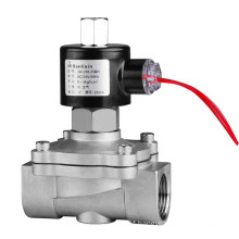 Normally Open Solenoid Valve (stainless steel)
