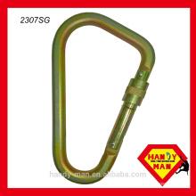 Industrial Safety Large CE EN 362 Steel Screw Hook