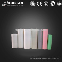 Manufaktur HDPE Kunststoff Rohstoff für Plastiktüte