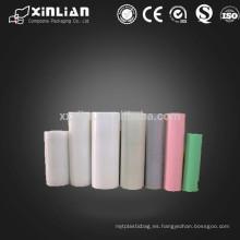 Manufactory HDPE materia prima plástica para la bolsa de plástico