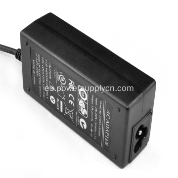 Adaptador de corriente de escritorio calificado 36V1.95A