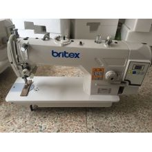 Br-9990d Single Needle Direct Drive Lockstitch Sewing Machine