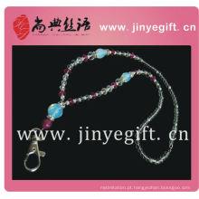 Keychain Promoção Presente Artesanal Talão de Cristal Colhedores Chaveiro Em Presentes & Artesanato